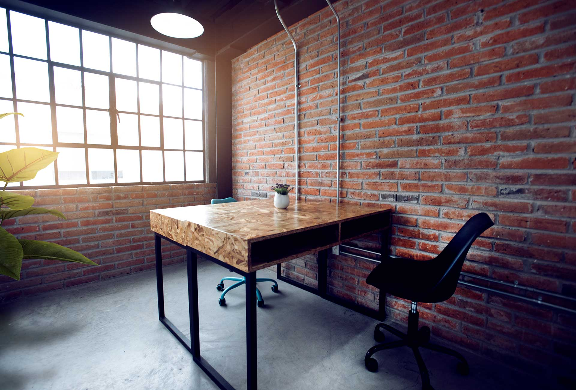 Oficinas privadas, workspace